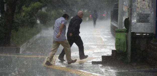 Meteoroloji'den yağış uyarısı! Marmara alarmda