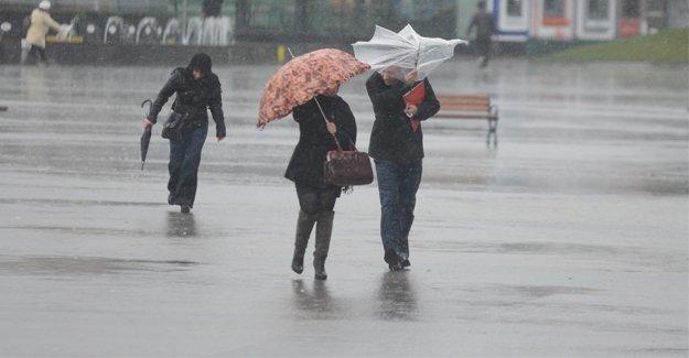 Meteoroloji uyardı: Çarşamba'ya dikkat!