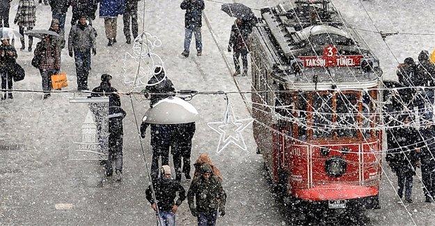 Meteoroloji uyardı: Kar yağışı geliyor!