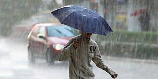 Meteorolojiden kuvvetli fırtına ve yağış uyarısı!