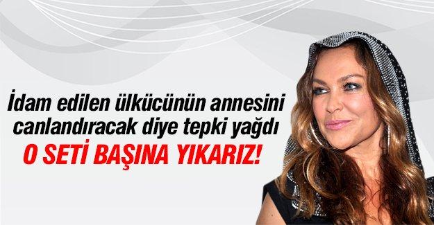 MHP Hülya Avşar'a o rol için tepki gösterdi