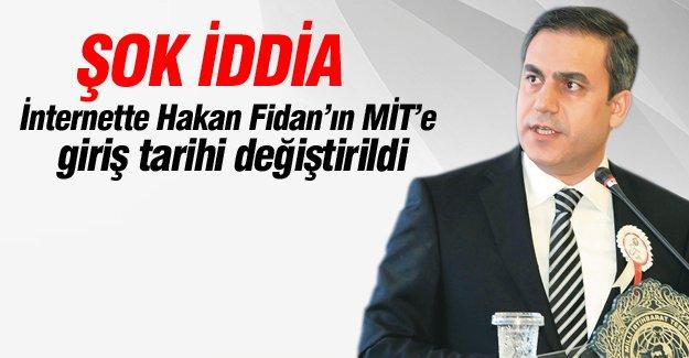 MHP'li vekilden şok Hakan Fidan iddiası!