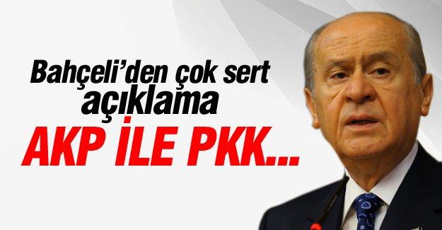 MHP lideri Devlet Bahçeli'den Ağrı açıklaması
