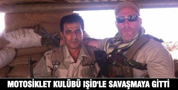 Motosiklet Kulübü IŞİD'le savaşmaya gitti