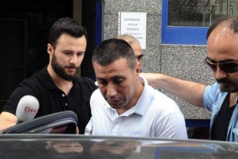 Murat Çapan serbest bırakıldı