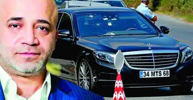 Murat Sancak'a 21 kurşuna 6 gözaltı
