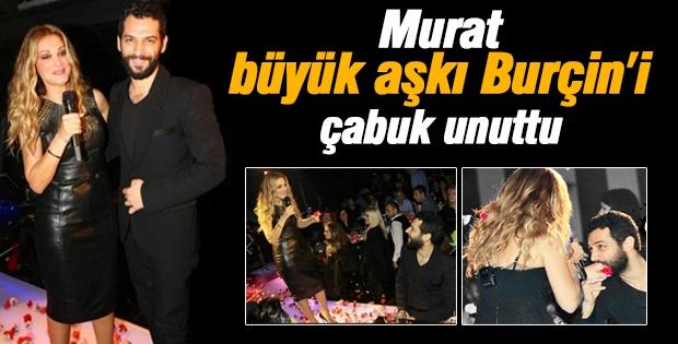 Murat Yıldırım'dan Natassa'ya aşırı ilgi