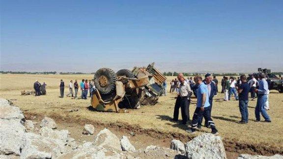 Muş'ta hain saldırı 12 asker yaralı