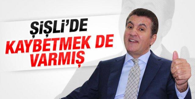 Mustafa Sarıgül Şişli'de önseçim şoku yaşadı