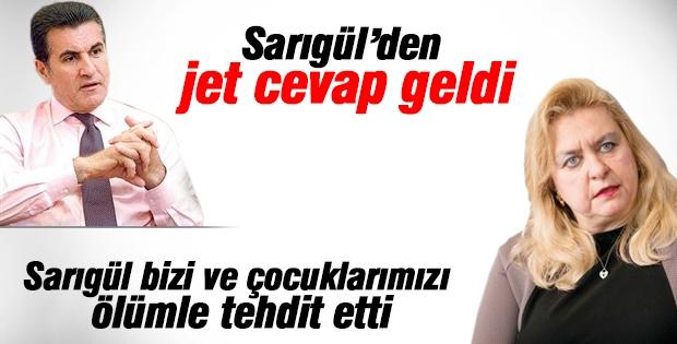 Mustafa Sarıgül'den Nazlı İnönü'ye jet cevap