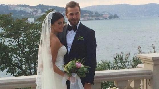 Neslişah ve Engin Altan Düzyatan evlendiler
