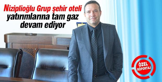 Niziplioğlu Grup şehir oteli yatırımlarına tam gaz devam ediyor