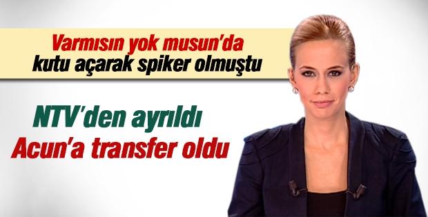 Nur Tuğba Algül NTV'den ayrıldı