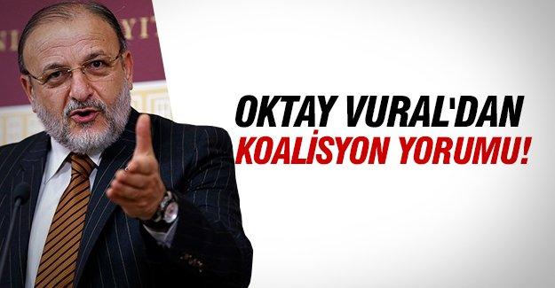 Oktay Vural'dan ilk seçim yorumu!