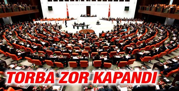 Önceki gece Meclis Genel Kurulu'na gönderilen torba yasada yok yok.