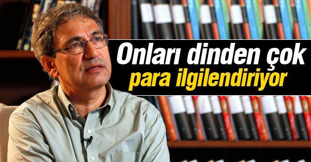 Orhan Pamuk'tan bomba AKP yorumu