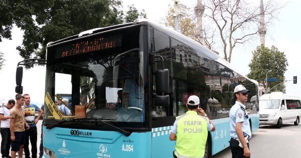 Otobüs Kazaları Sonrası Sıkı Denetim