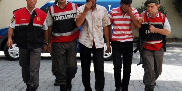 Otoyol Gaspçısı Tutuklandı
