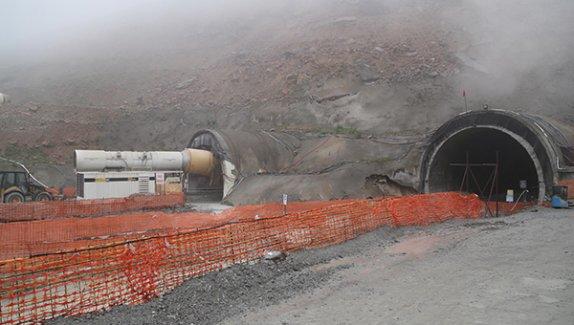 Ovit Tüneli Ağustos 2016'da açılacak