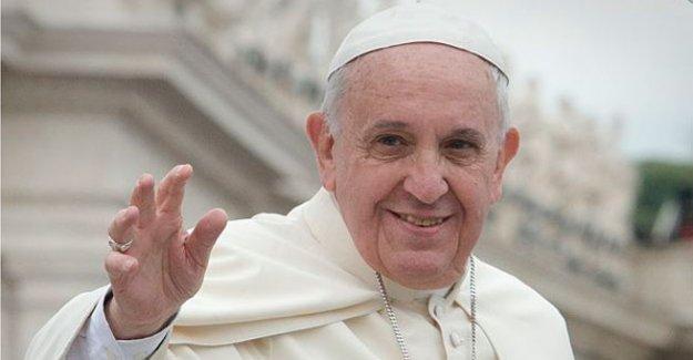 Papa'dan 'soykırım' açıklaması