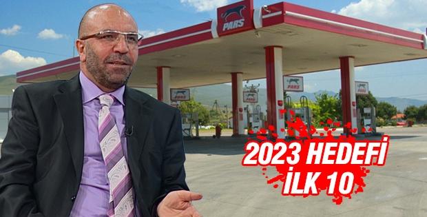 Pars Petrol'ün 2023 hedefi İlk 10