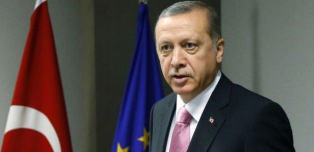 Patlamayla ilgili Erdoğan'dan ilk açıklama