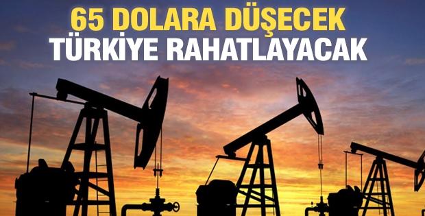 Piyasalardaki petrol kayıpları Türkiye'ye yarayacak