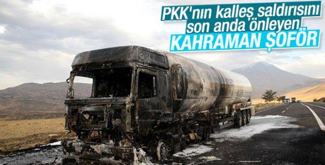 PKK'nın planını alt üst etti
