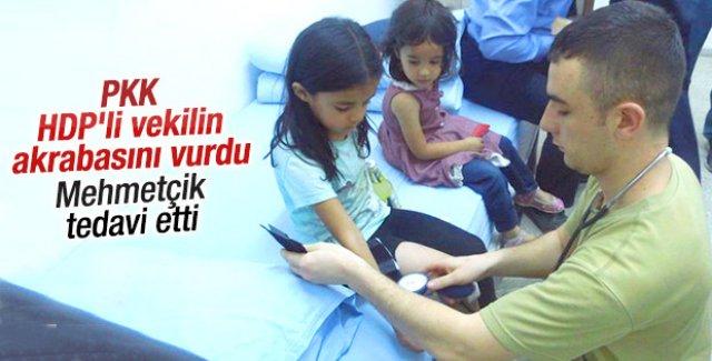 PKK saldırısında Buldan'ın akrabası yaralandı