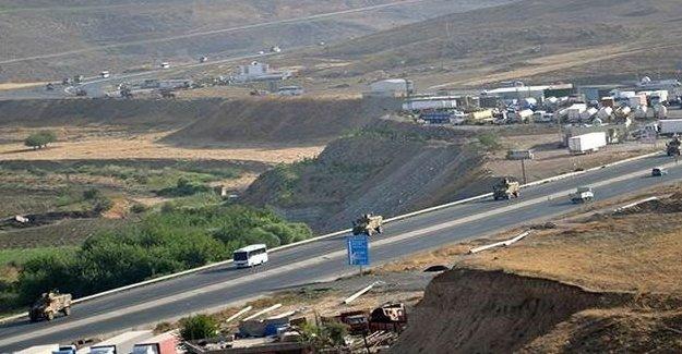 PKK'dan polise kalleş saldırı!