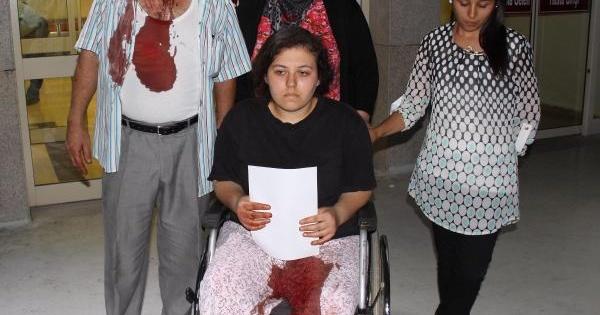 Polis Memuru Ve Sevgilisinin Karıştığı Kavgada 5 Kişi Yaralandı