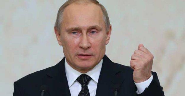Putin AB'ye resti çekti
