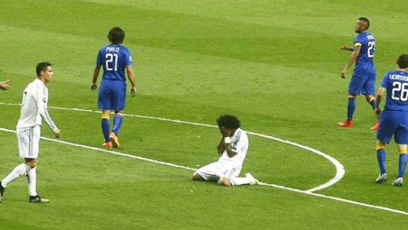 Real devrildi... Juventus finalde