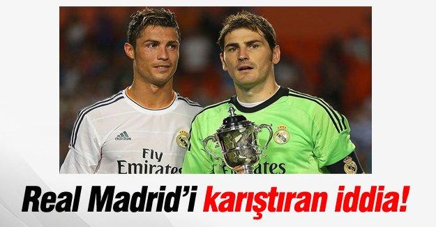 Real Madrid'i karıştıran iddia!