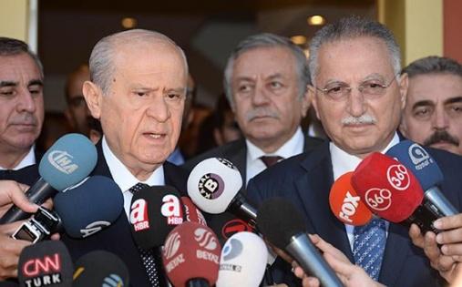 İstifa sorusuna cevap: 'Erdoğan'ın Arzusu İle Paralel Gitme'