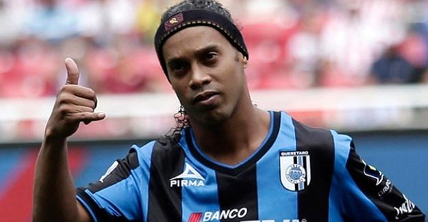 Ronaldinho, Antalyaspor ile anlaştı
