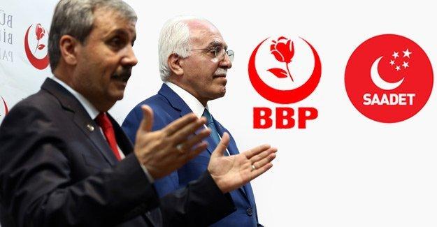 Saadet Partisi ile BBP ittifakı kesinleşti