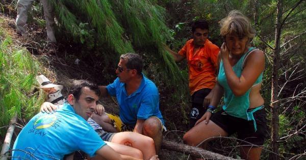 Safari Turunda Yaralanan 11 Kişinin Tedavisi Sürüyor