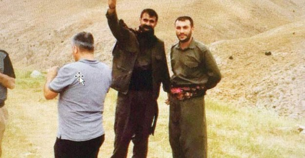 SALDIRGANLARDAN BİRİ PKKLI