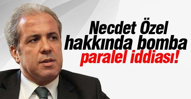 Şamil Tayyar'dan Necdet Özel hakkında 'paralel' iddia