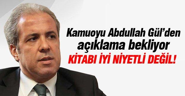 Şamil Tayyar: Kamuoyu Abdullah Gül'den açıklama bekliyor