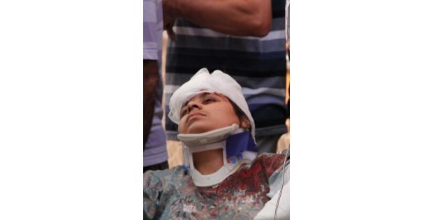 Samsun'da Kaza : 1 Ölü, 5 Yaralı