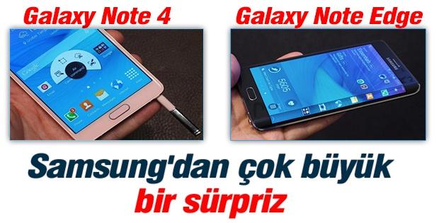 Samsung bombaları patlattı!