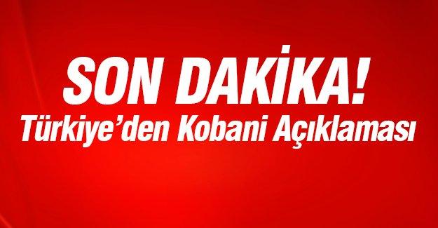 Şanlıurfa Valiliği: IŞİD militanları Kobani'ye Cerablus'tan girdi