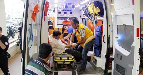 Şanliurfa'da Bıçaklı Kavga: 3 Yaralı