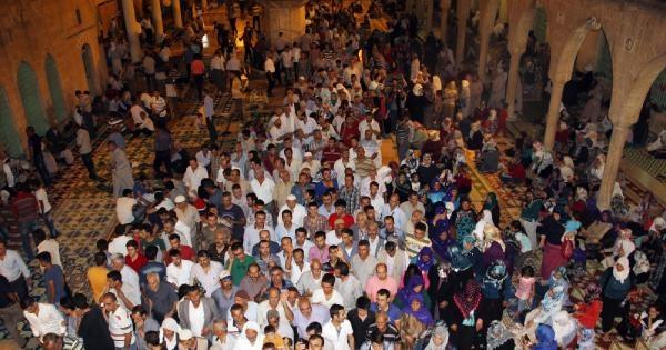 Şanliurfa'da Kadir Gecesi Yoğunluğu