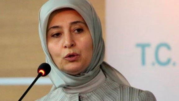 Sare Davutoğlu'nun ziyareti öncesi şok