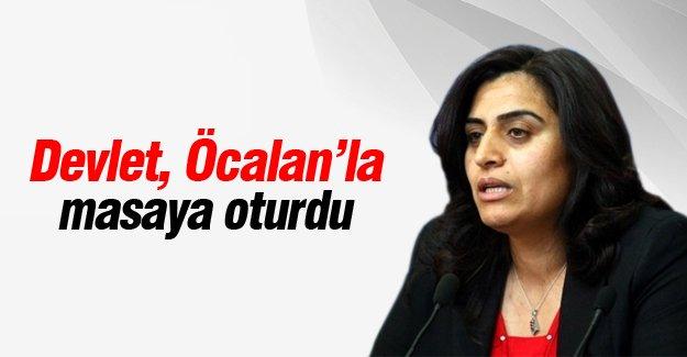Sebahat Tuncel: Devlet, Öcalan'la masaya oturdu