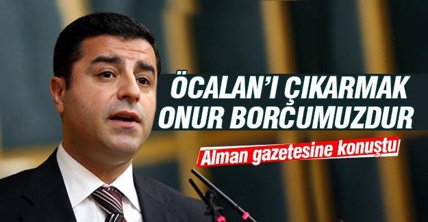 Gündemimiz Öcalan'ın serbest kalması