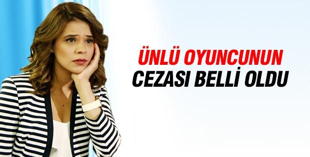 Selen Katırcıoğlu'nun cezası belli oldu